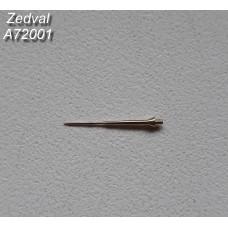 ZEDVAL_A72001 Pitot tube for Su-27/Su-30