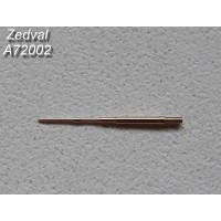 ZEDVAL_A72002 Pitot tube for Su-34