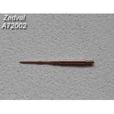 ZEDVAL_A72002 Pitot tube for Su-34