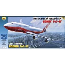 ZVEZDA_7010 Boeing 747-8