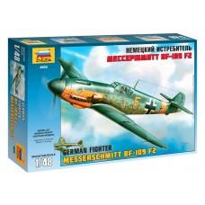 ZVEZDA_4802 Bf-109 F-2