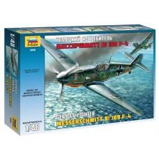 ZVEZDA_4806 Bf-109 F-4