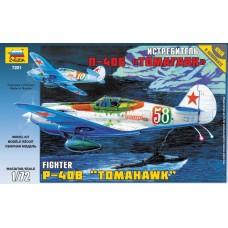 ZVEZDA_7201 P-40B Tomahawk