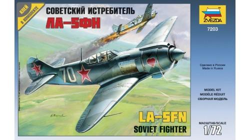 ZVEZDA_7203 La-5 FN
