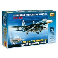 ZVEZDA_7207 SU-33 Flanker-D
