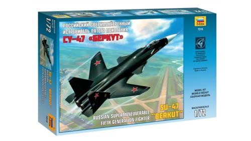 ZVEZDA_7215 SU-47 Berkut