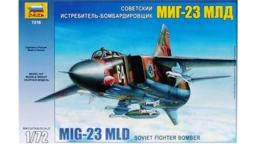 ZVEZDA_7218 MIG-23 MLD