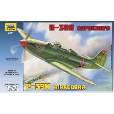 ZVEZDA_7231 P-39 N Aircobra