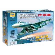 ZVEZDA_7295 SU-27SM