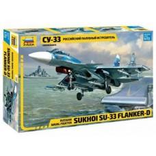ZVEZDA_7297 SU-33 Flanker-D
