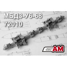 AMC_72010 MBD3-U6-68 Multiple bomb racks