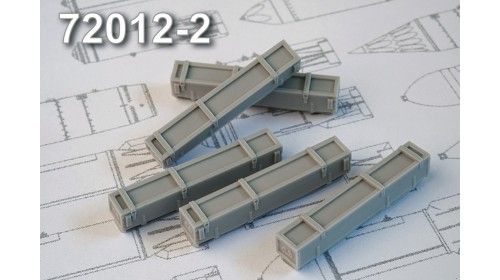 AMC_72012_2 C-8 80 mm rocket transport box