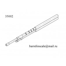 BIS_35002 7,62 mm machine gun barrel DT
