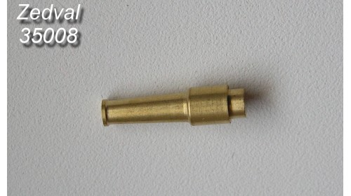 ZEDVAL_35008 76 mm gun barrel KT-28