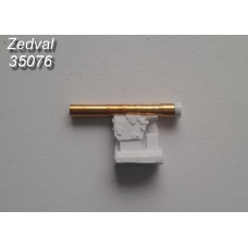 "ZEDVAL_35076 9M113 ATGM Container ""Konkurs"""