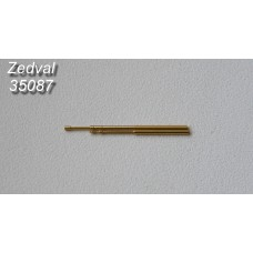 ZEDVAL_35087 7.62 mm machine gun barrel DT