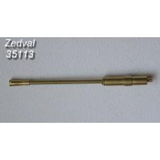 ZEDVAL_35113 2 cm gun barrel Flak 38