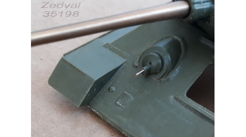 ZEDVAL_35198 7.62 mm machine gun barrel DT