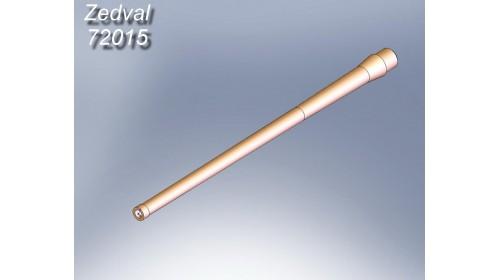 ZEDVAL_72015 100 mm barrel D-10
