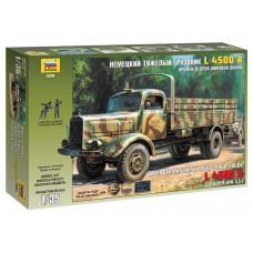 ZVEZDA_3596 Cargo truck L-4500 A