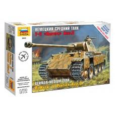 ZVEZDA_5010 Pz.Kpfw. V Panther Ausf.D