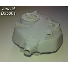 """ZEDVAL_B35001 Turret T-72 """"Ural"""""""