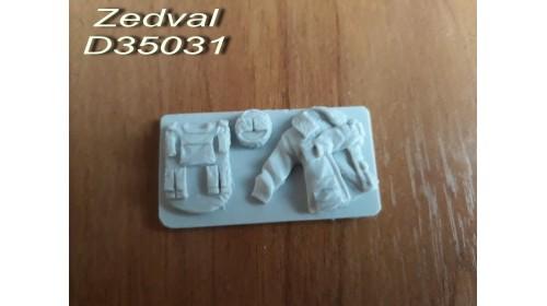 ZEDVAL_D35031 Modern soviet uniform