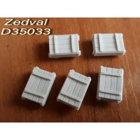 ZEDVAL_D35033 Boxes for cartridges