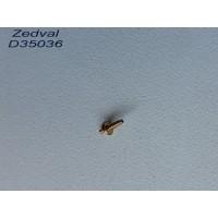 ZEDVAL_D35036 Antenna input for T-34, SU-100