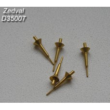 ZEDVAL_D35007 Antenna input for radio stations R-123