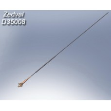 ZEDVAL_D35008 Antenna input for radio stations R-123