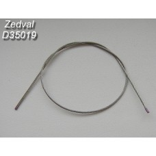 ZEDVAL_D35019 Tow rope for T-54, T 55, T 62, T 64, T 72, T-80