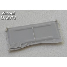 ZEDVAL_D72013 Above the motor plate for T-72
