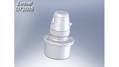 ZEDVAL_D72005 Reservation periscope for the T-34