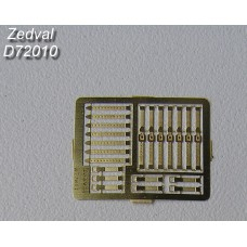 ZEDVAL_D72010 Belts sheet locking BMP-1
