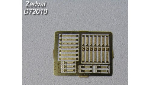 ZEDVAL_D72010 Belts sheet locking BMP-1