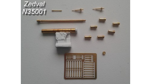 ZEDVAL_N35001 Set of parts for the BMP-2