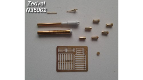 ZEDVAL_N35002 Set of parts for BMP-1P