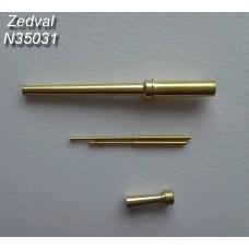 ZEDVAL_N35031 Set of parts for the BT-2