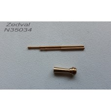 ZEDVAL_N35034 Set of parts for the T-37