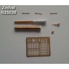 ZEDVAL_N35038 Set of parts for BMD-1P