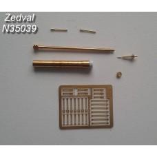 ZEDVAL_N35039 Set of parts for BMD-2