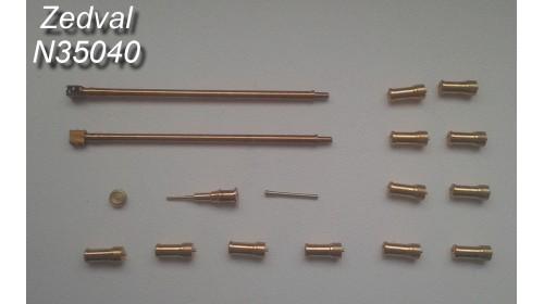 ZEDVAL_N35040 Set of parts for the BMPT