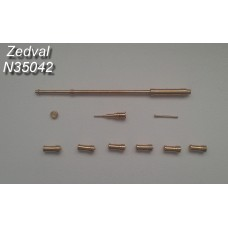 ZEDVAL_N35042 Set of parts for the BTR-82