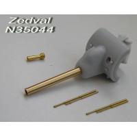 ZEDVAL_N35044 Set of parts for the KV-1 early release