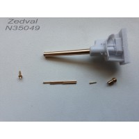 ZEDVAL_N35049 Set of parts for the T-34-76