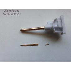 ZEDVAL_N35050 Set of parts for the T-34-76