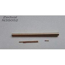 ZEDVAL_N35052 Set of parts for the T-34-76