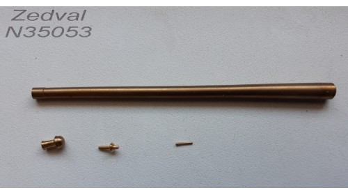 ZEDVAL_N35053 Set of parts for the T-34-85