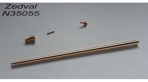 ZEDVAL_N35055 Set of parts for the T-34-57